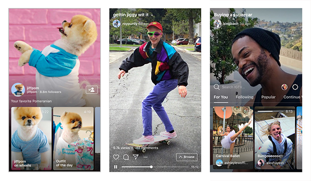 Making Videos Social with IGTV | News for Authors